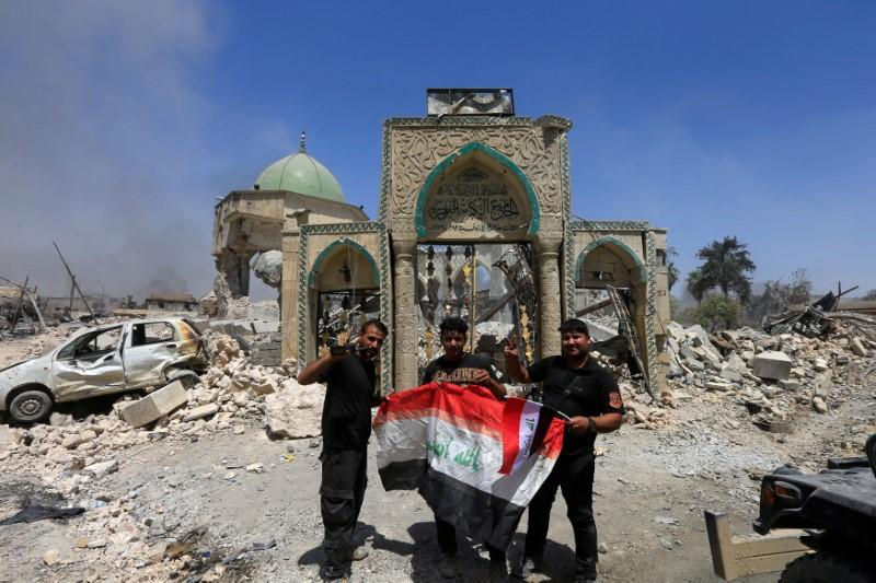 Syria and Iraq take control of Islamic State terror group