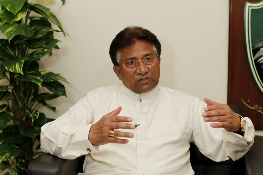 Pervez Musharraf admitted to Dubai hospital after suffering from rare disease, says party