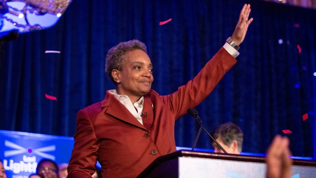 Chicago makes history electing Lori Lightfoot as first black woman