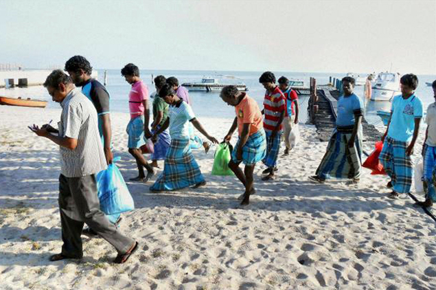 104 Tamil fishermen will be released by Sri Lanka today
