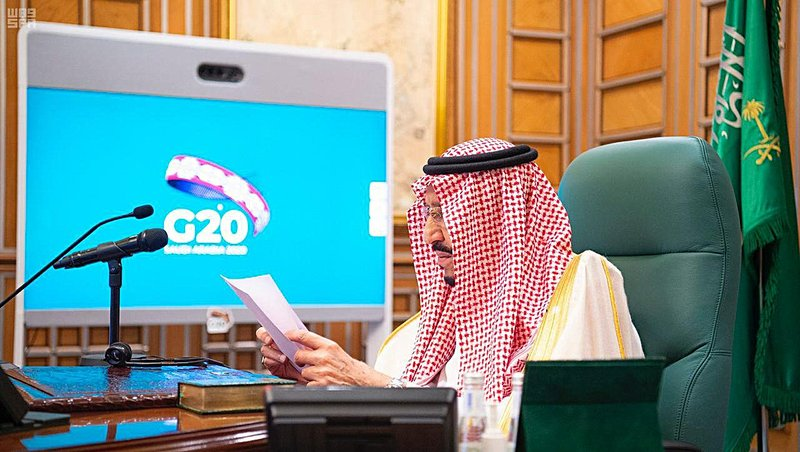 G-20: Saudi Arabia calls for coordinated response to combat COVID-19 pandemic