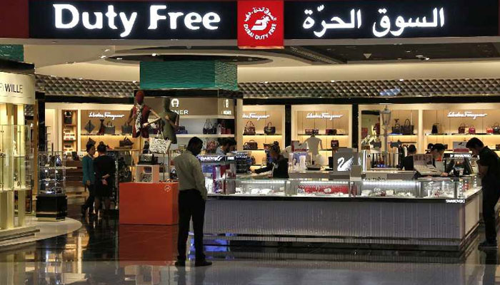 Duty Free shops at Dubai airports to accept Indian currency