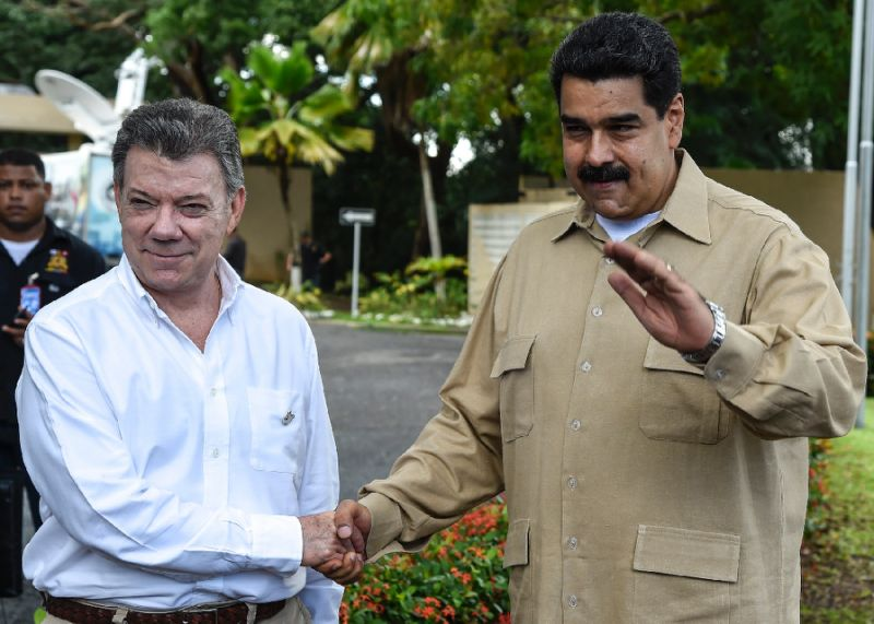 Presidents of Venezuela and Colombia announce to open the border today