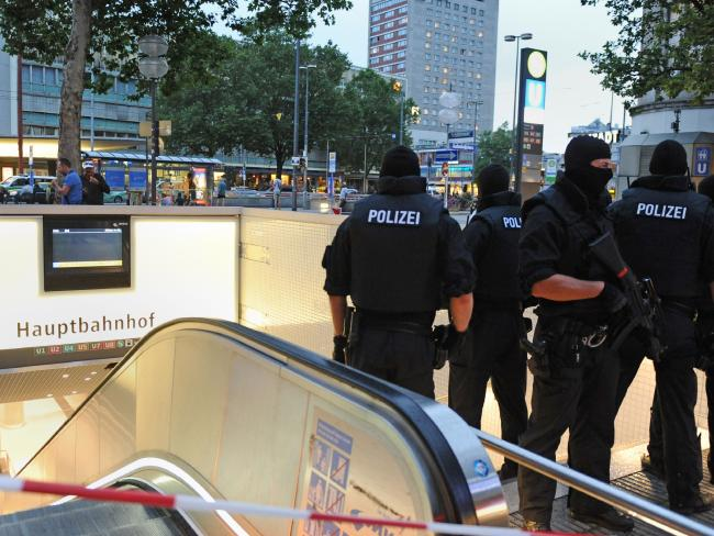 Shooting at Munich subway station in Germany, several people injured