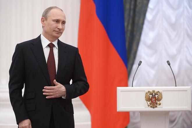 Vladimir Putin appoints Nikolay Kudashev as Russia