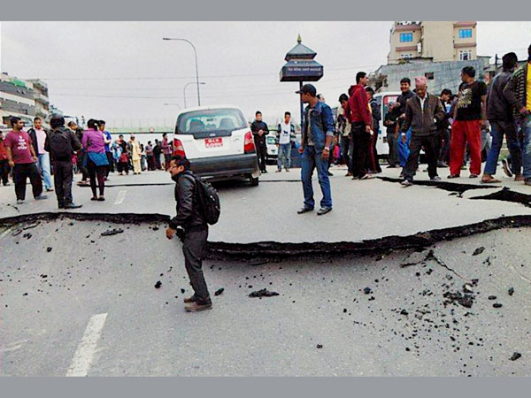 Mild tremor jolts Nepal again
