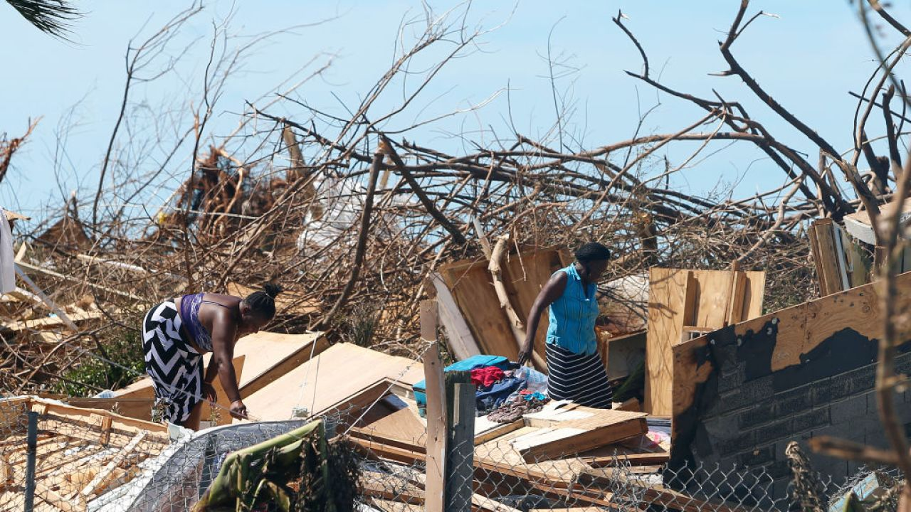 Death toll from hurricane Dorian rises to 30 in Bahamas