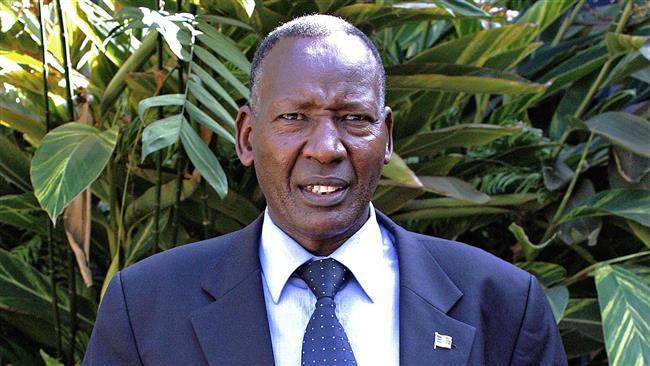 Kenyan Interior Minister dies in hospital