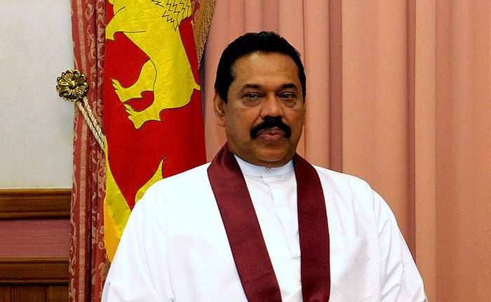 Sri Lanka: New Cabinet sworn-in under Mahinda Rajapaksa as Prime Minister
