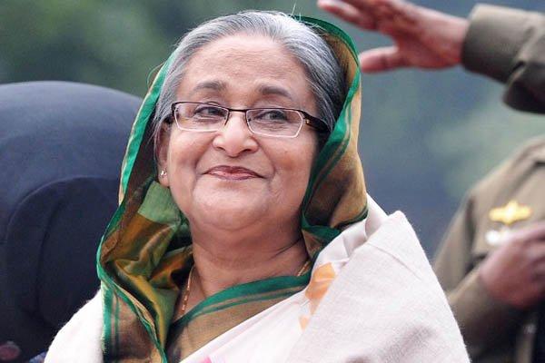 More pressure needed on Myanmar to take back Rohingya: Sheikh Hasina