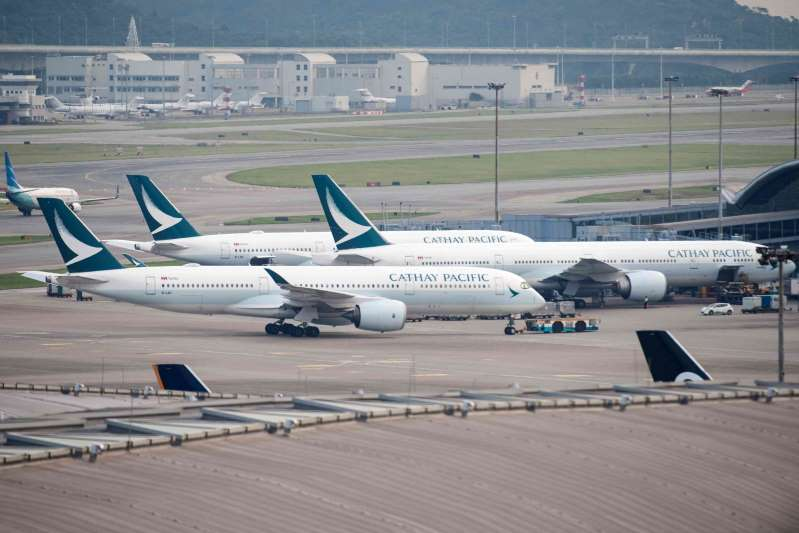 Cathay Pacific says data of 9.4 million passengers stolen in hack