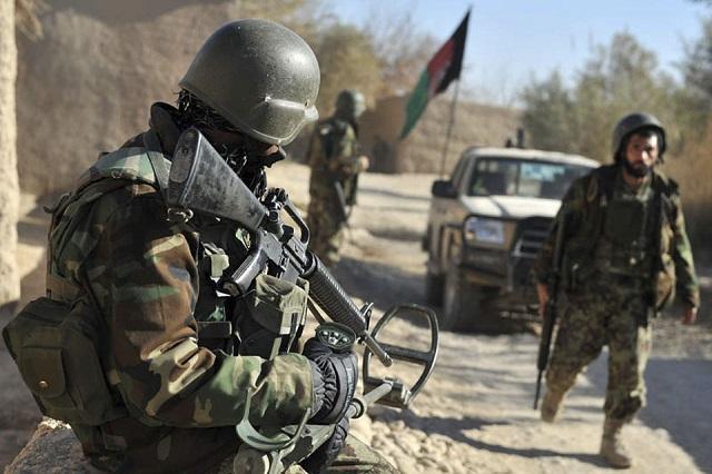 60 IS militants killed in Afghanistan raid