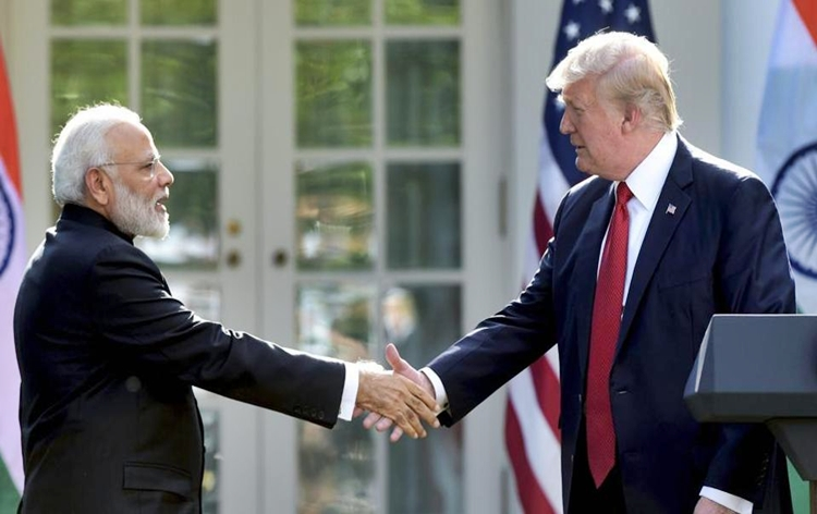 US Prez Trump to join PM Modi