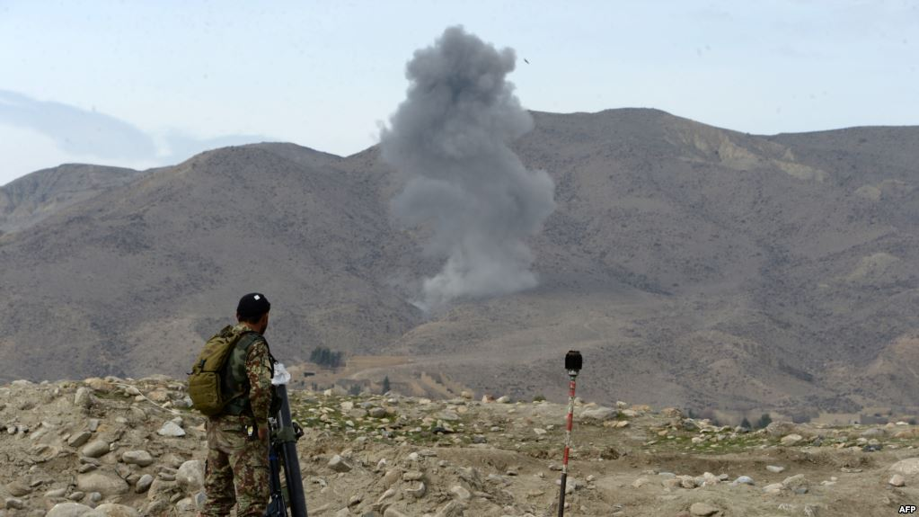 Afghanistan: At least 21 Taliban militants killed in clash