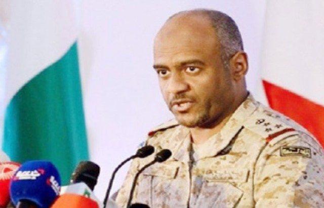 Saudi Arabia ready to join Raqqa battle: Assiri