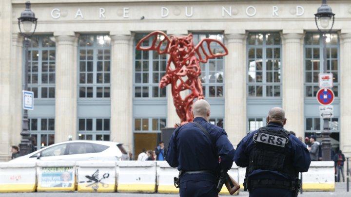 Paris Gare du Nord train station reopens after security alert