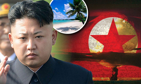 North Korea outlines plan to launch missiles toward Guam