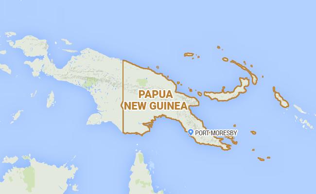 Moderate earthquake strikes off Papua New Guinea