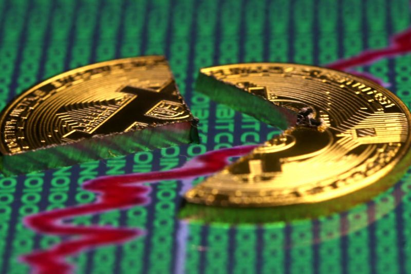 Cryptocurrencies fall after hack hits Japan