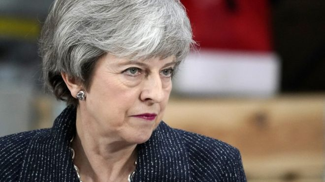 Brexit: Theresa May asks MPs for