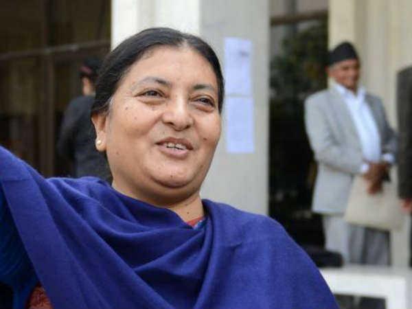 Bidya Devi Bhandari re-elected President of Nepal