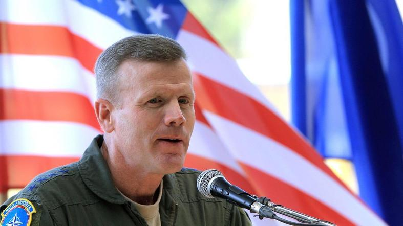 US Air Force General Tod Wolters sworn in as top military officer of NATO