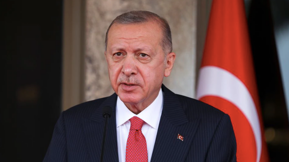 Turkey announces to declare ten ambassadors from western countries