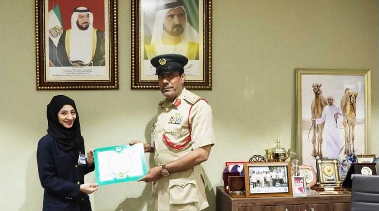 How Dubai cop helped Indian woman deliver baby at airport
