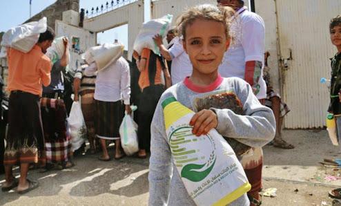 KSRelief aid to Yemen reaches SR2.3bn