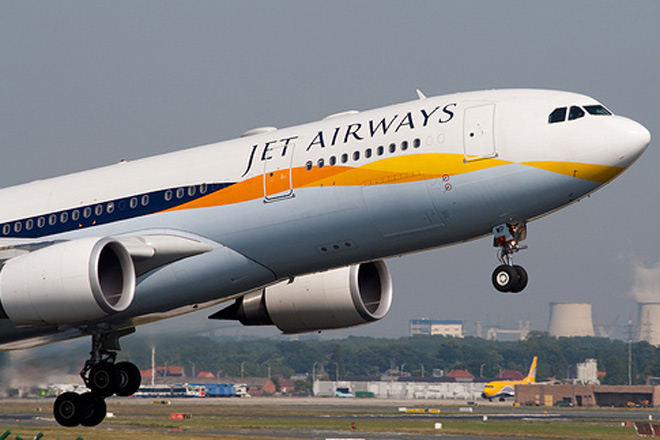 Jet Airways to operate 3 flights for stranded passengers in Brussels