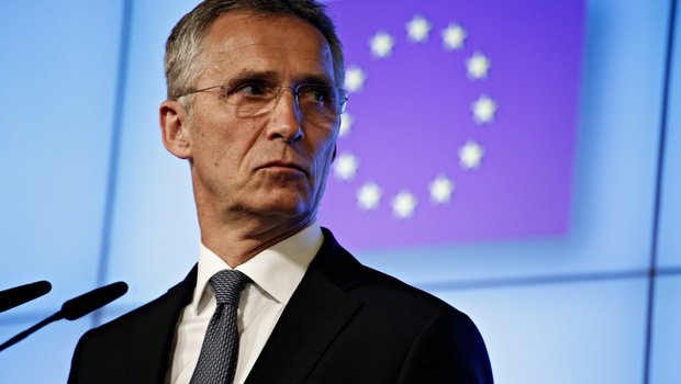 NATO chief visits Afghanistan as US, Taliban to sign deal