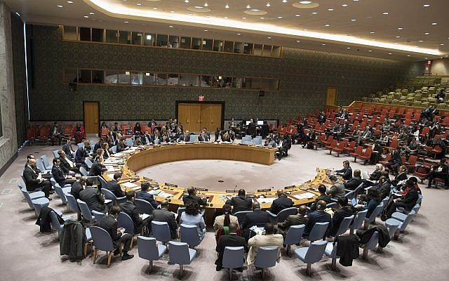 UN Security Council discusses violence along Gaza-Israeli border