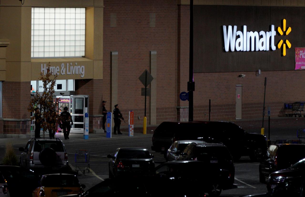 2 dead in shooting at Thornton Walmart in US