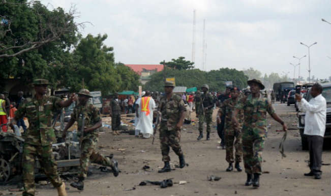 Nigerian troops killed 16 Boko Haram militants