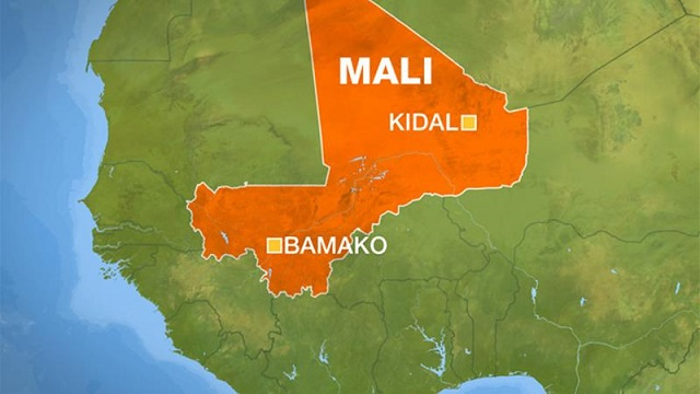 Dozens killed near Mali