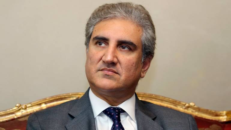 No decision yet on airspace closure to India: Shah Mehmood Qureshi