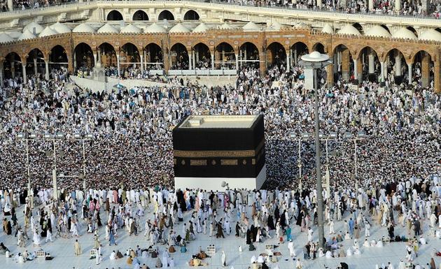 Yemeni rebel missile intercepted near Mecca