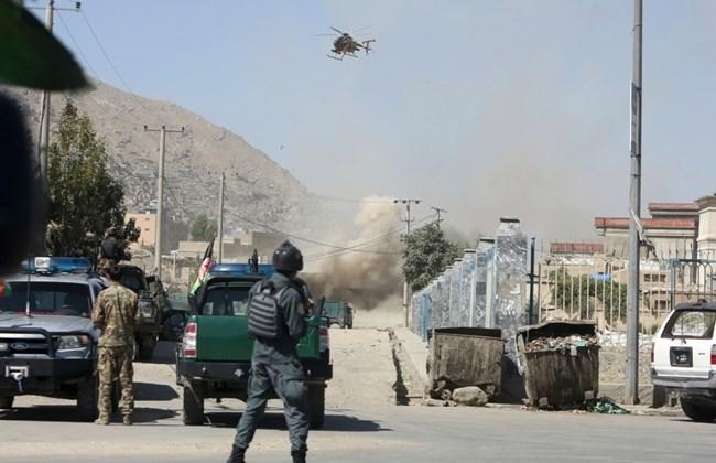 Afghan lawmaker says airstrikes kill 21 civilians