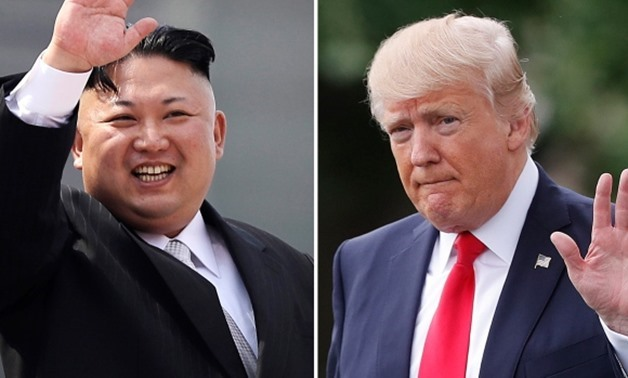 US President Trump says all ready for summit with Kim Jong un
