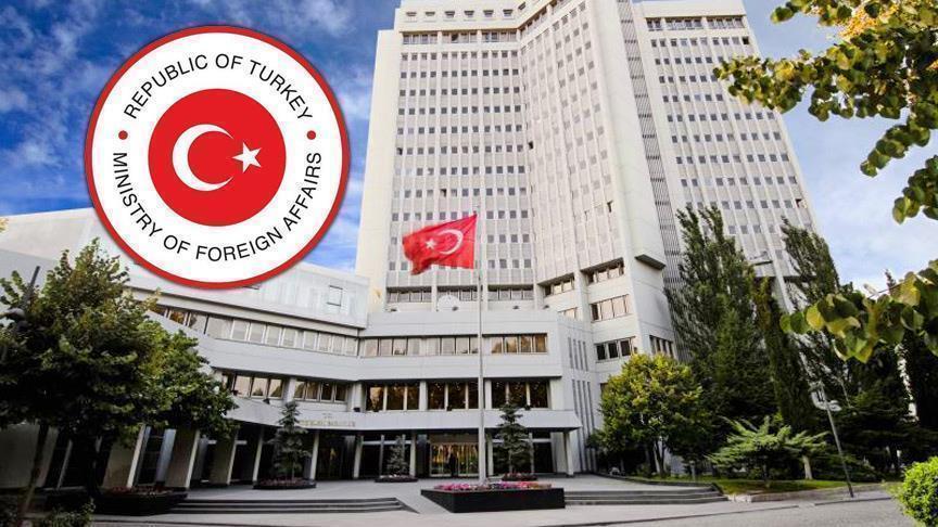 Turkey condemns terrorist attack in Tripoli