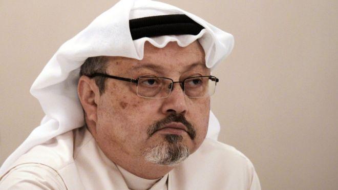 CCTV footage shows 3 men transporting Khashoggi