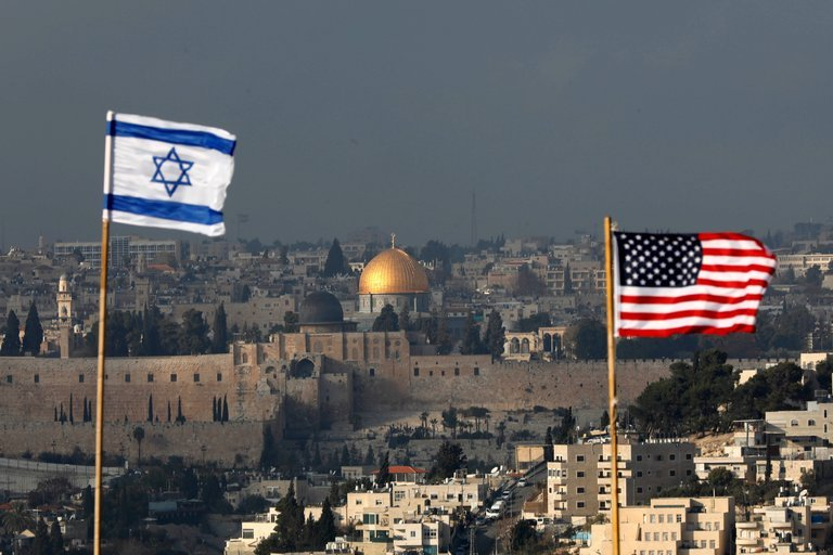 US plans to open Jerusalem embassy in May this year