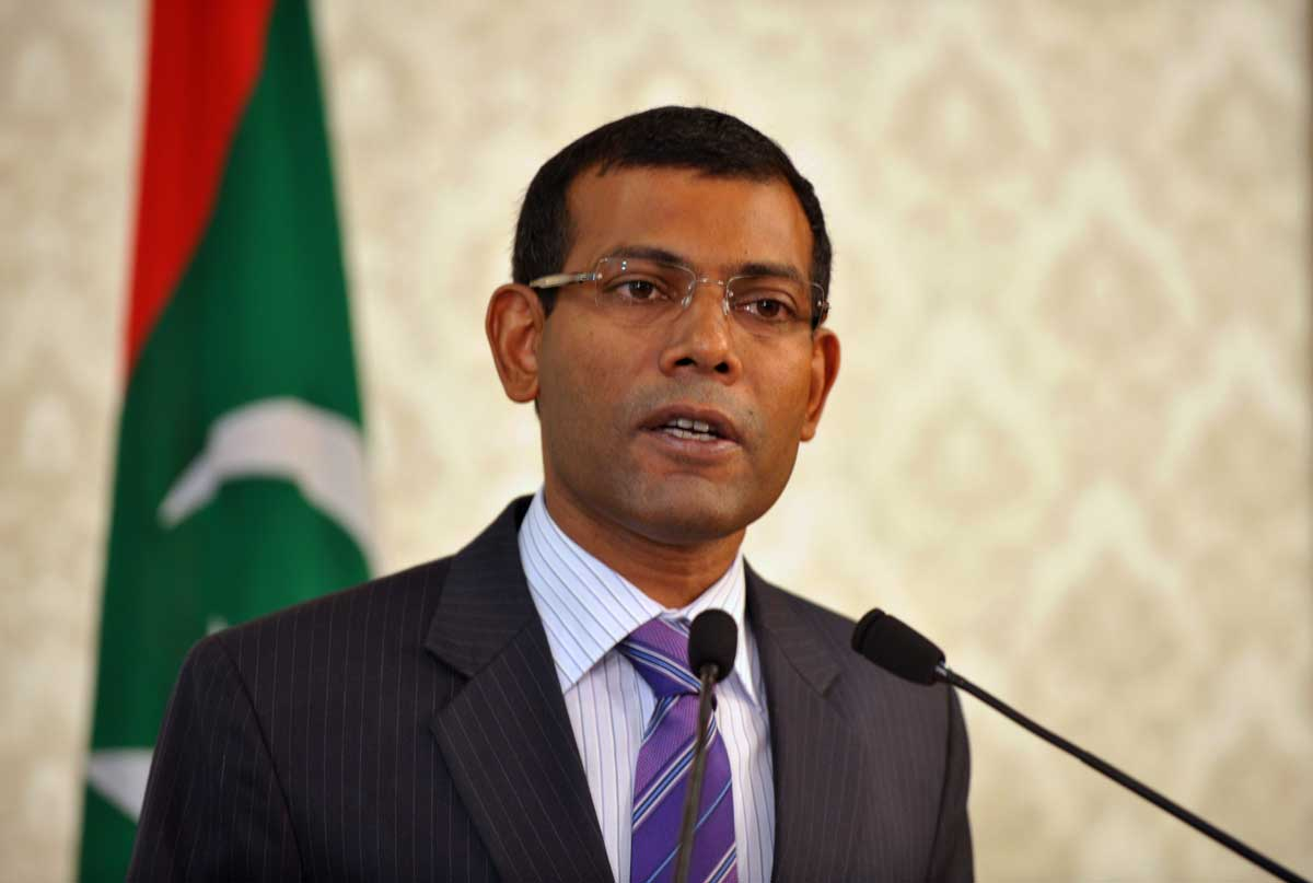 Maldives ex-president Nasheed nominated as new Speaker
