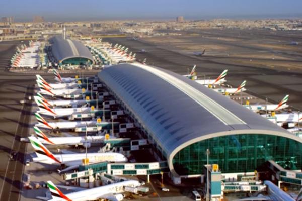 Dubai remains No 1 international airport