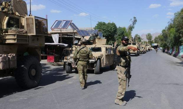 At least 23 security forces killed in Taliban attack in Afghanistan