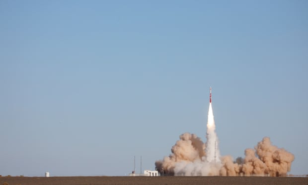 First private Chinese attempt to send rocket into space fails