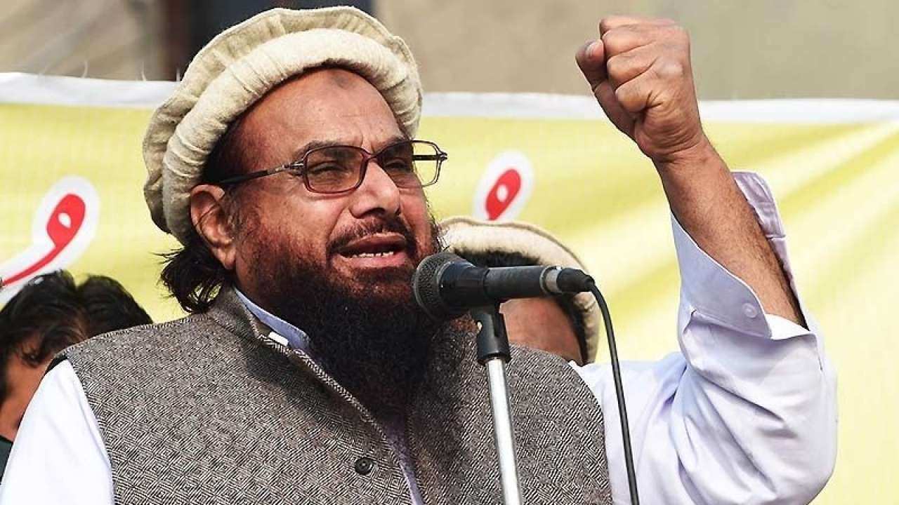 Hafiz Saeed begins campaigning in Pakistan