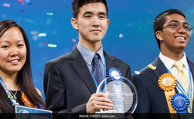 Indian-American teen wins Intel Young Scientist Award