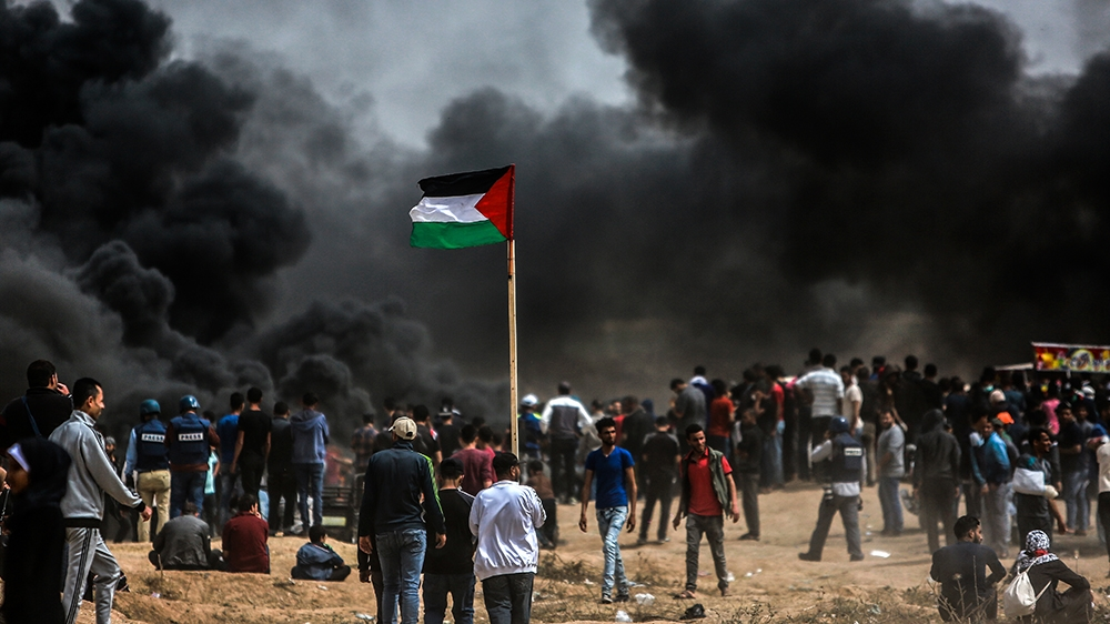 Death toll of Palestinians killed in Gaza Strip rises to 23