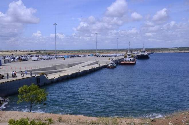 Sri Lanka formally hands over Hambantota port to China on lease